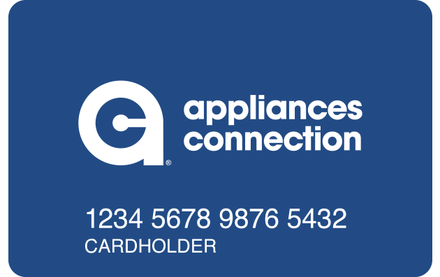 Appliances Connection Credit Card image