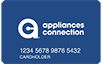 Appliances Connection logo card