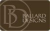 Ballard Designs logo card