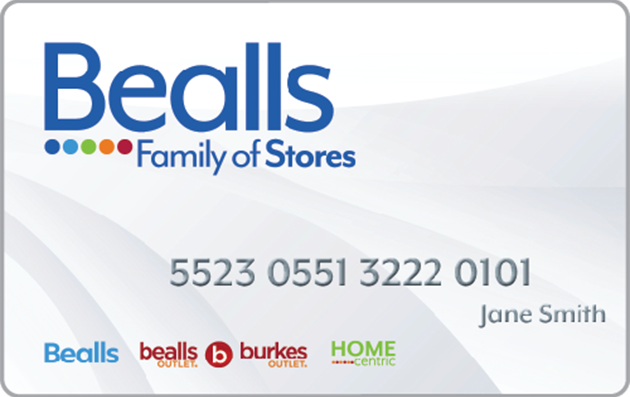 Bealls Outlet One Card Credit Card image