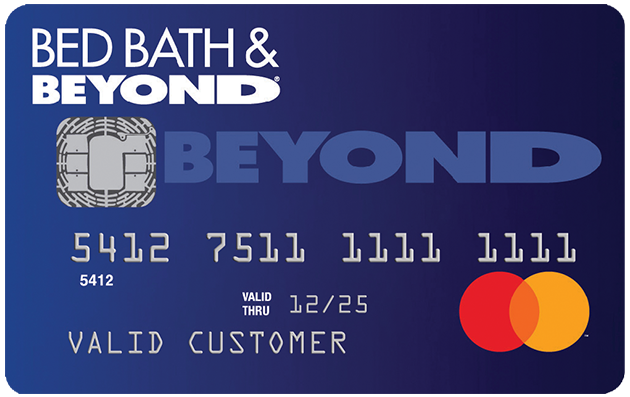 Bed Bath And Beyond Mastercard Credit Score