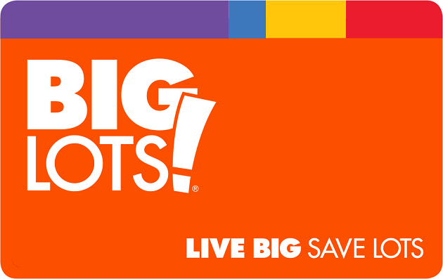 Big Lots Credit Card image