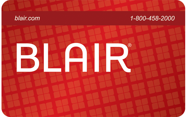 Blair Credit Card