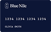 Blue Nile logo card