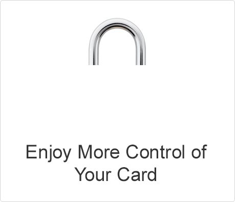 Cardlock Banner: Enjoy More of Your Card