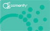 Coldwater Creek logo card