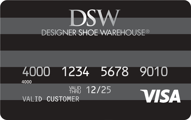 DSW Rewards Visa  image