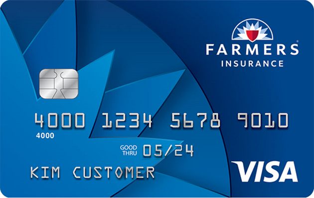 Farmers®  Rewards Visa® image
