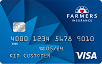 Farmers®  logo card