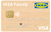 IKEA® logo card