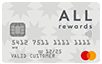 ALL Rewards logo card