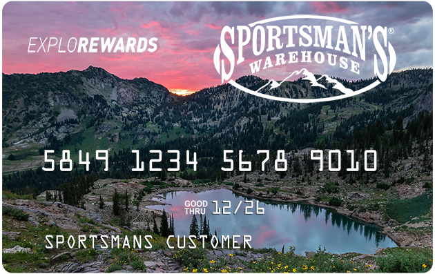 Explorewards Credit Card image