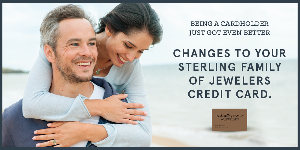 Sterling Family of Jewelers Credit Card