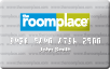 The RoomPlace logo card